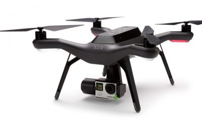 Quadcopter 3DR Solo Review