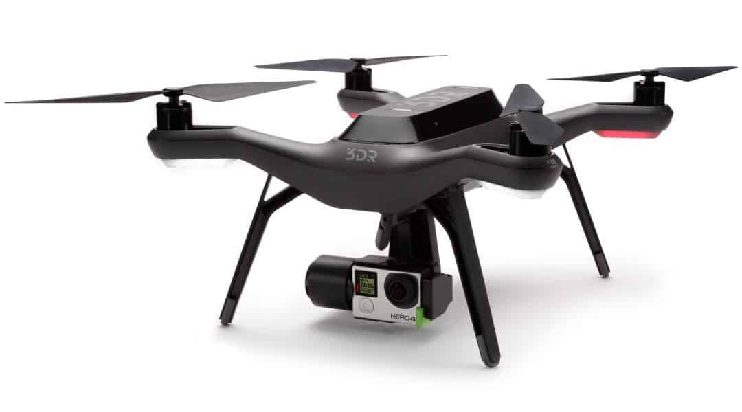 The Quadcopter 3dr Solo Review Drone Omega