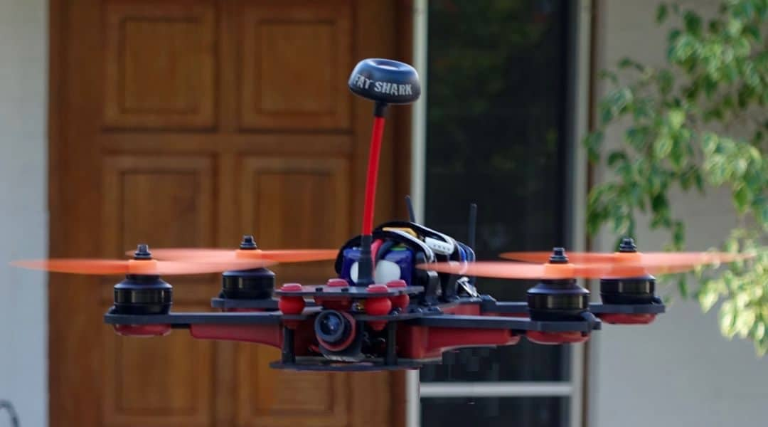 Awesome FPV Quadcopter Racing