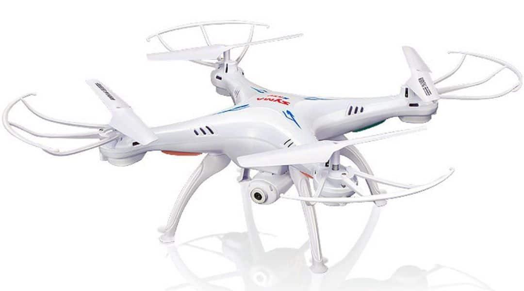 The Quadcopter <b>Syma X5SW</b> Review - <b>Drone</b> Omega