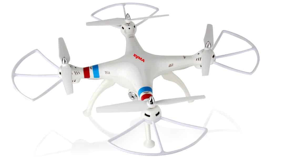 The Quadcopter Syma X8C Review