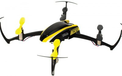 Quadcopter Blade Nano QX Review