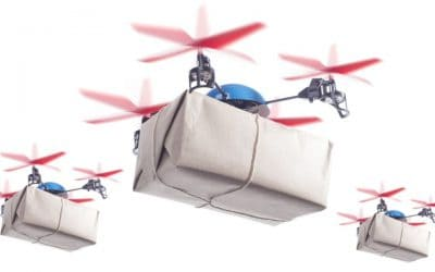 Drone Package Delivery Developments