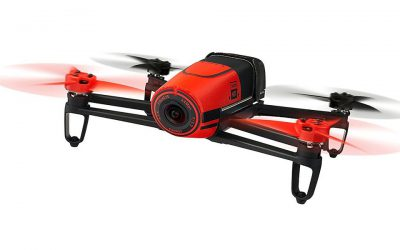 The Quadcopter Parrot Bebop Review