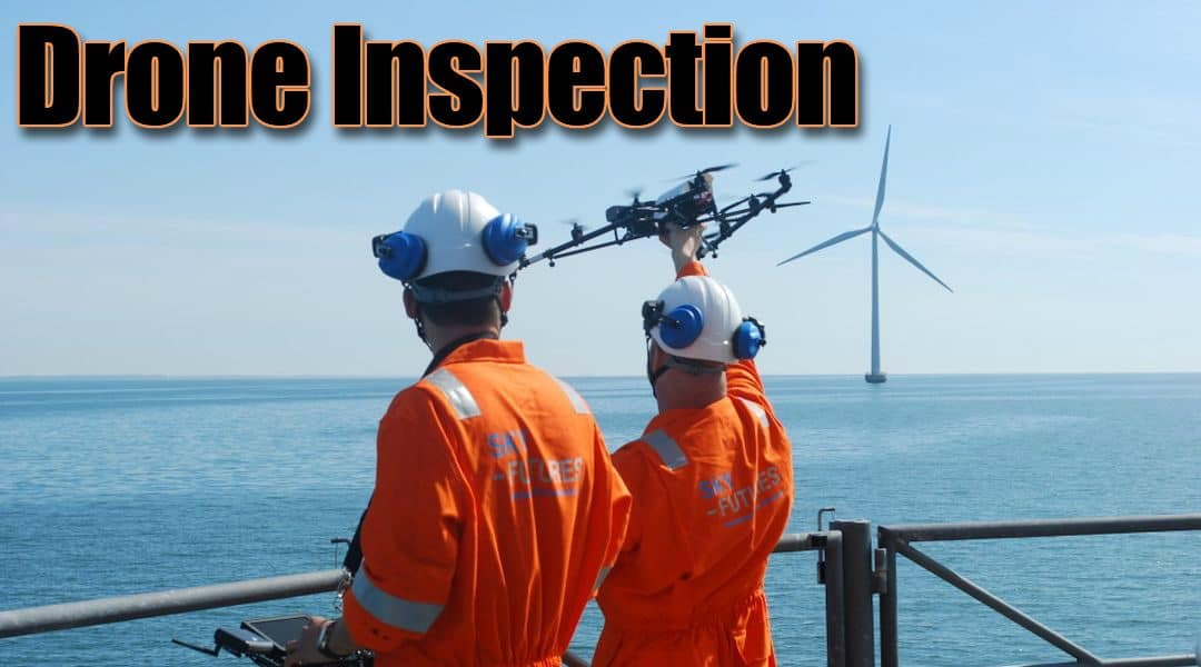 The Benefits of Drone Inspection of Infrastructure