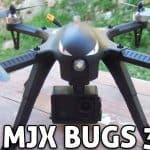 The Quadcopter MJX Bugs 3 Review