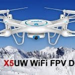 The Quadcopter Syma X5UW Review