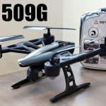 The Quadcopter JXD 509G Review