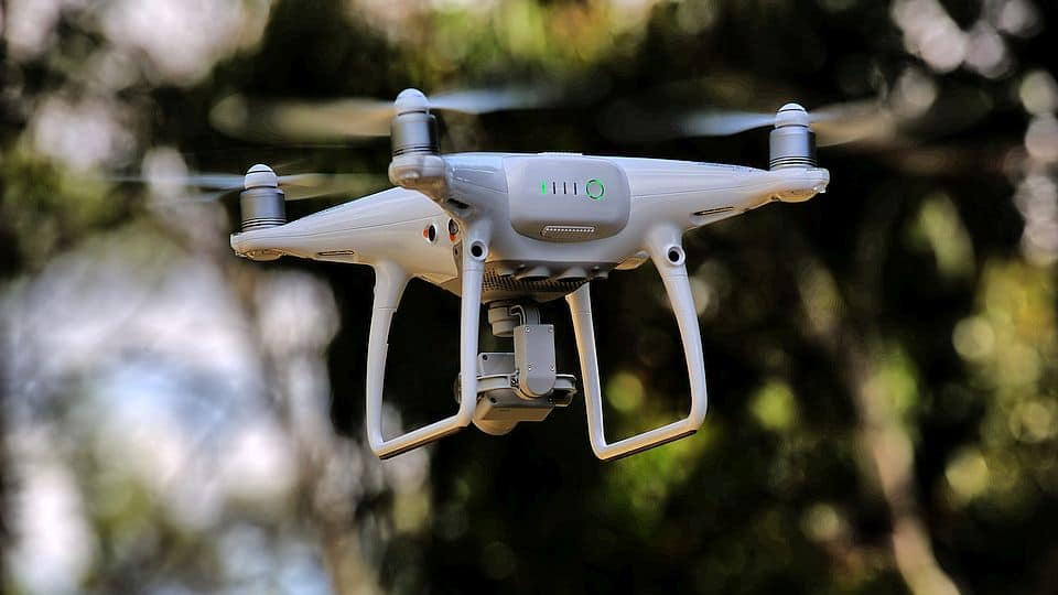 The Different Types of Drones Explained - Drone Omega