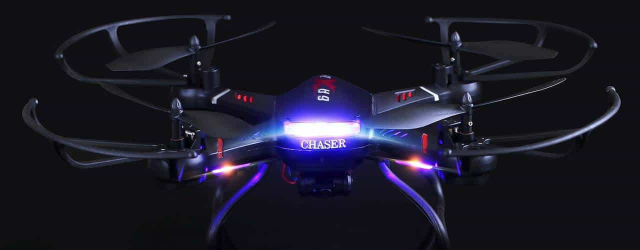 The Ten Best Mini Drones with Camera - Drone Omega