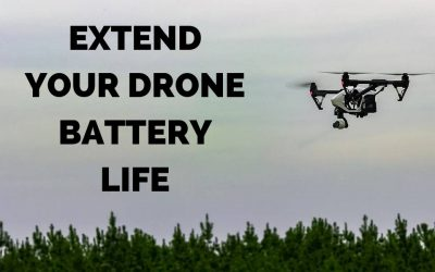 Tips to Extend Your Drone Battery Life – Fly Longer