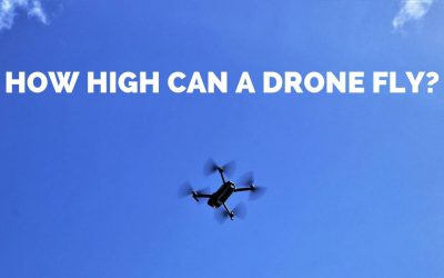 How High Can a Drone Fly – Maximum Altitude